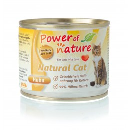 Power of Nature Natural Cat - kurczak 200 g