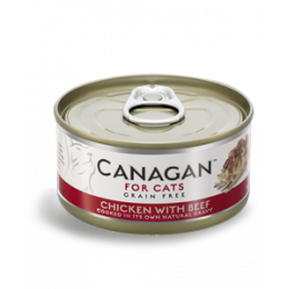 Canagan Cat Can - Chicken with Beef 75 g