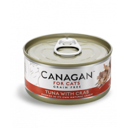 Canagan Cat Can - Tuna with Crab 75 g