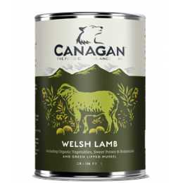 Canagan Dog Can - Welsh Lamb 400 g