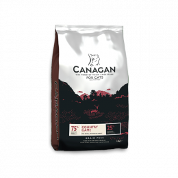 Canagan Cat Country Game 375 g