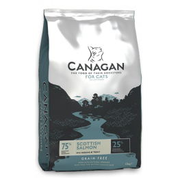 Canagan Cat Scottish Salmon 375 g