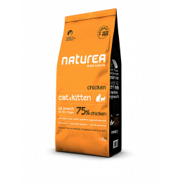 Naturea- NATURALS CAT AND KITTEN 2 kg