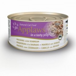 Applaws Cat Makrela & Dorada Jelly  puszka 70g